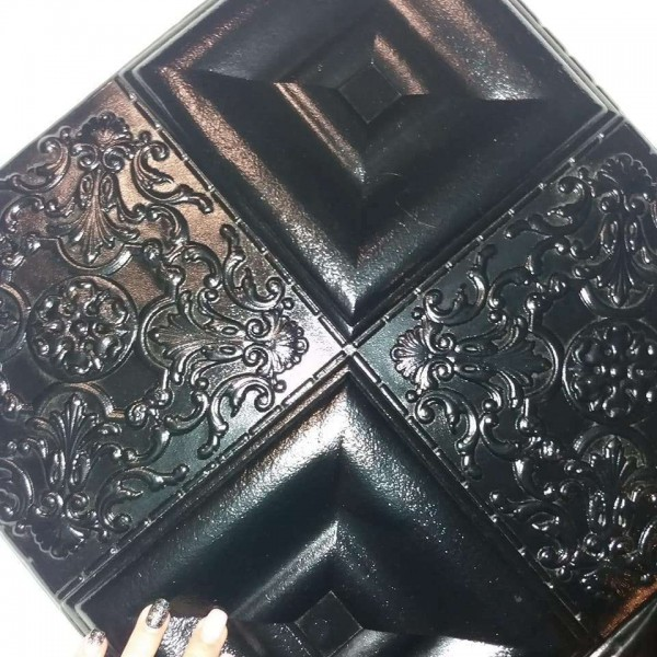 3D шкіряні панелі, купити настінні панелі 3d